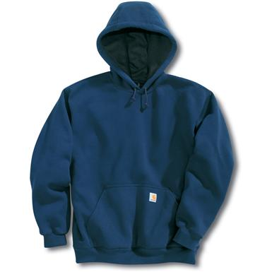 Carhartt® Thermal-Lined Hooded Pullover Sweatshirt