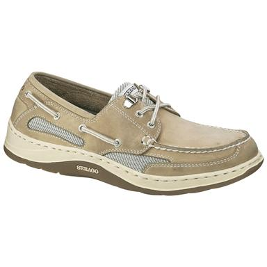 Men's Sebago Clovehitch II Marine Casual Loafers, Taupe