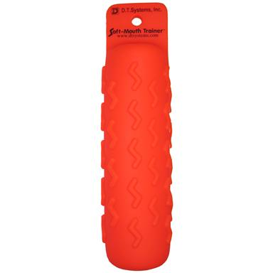 D.T. Systems Small Soft Mouth Trainer Dummy, Orange
