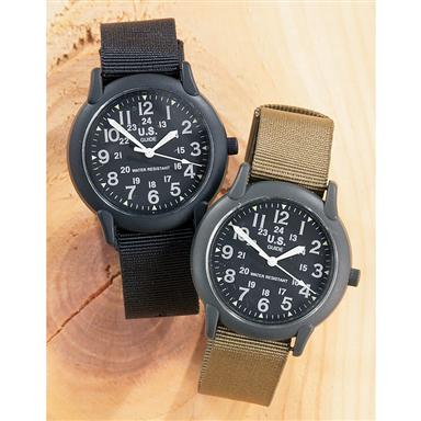 2 Military-style Army Watches