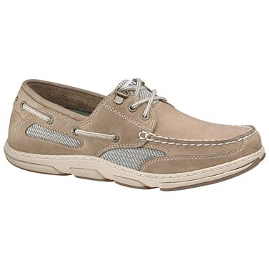 Women's Sebago Marline Boat Shoes, Taupe