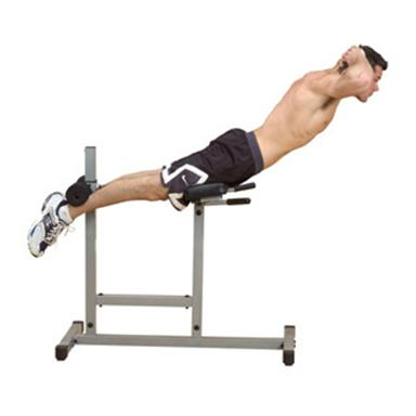 Body-Solid PowerLine Chair / Back Hyper Extension