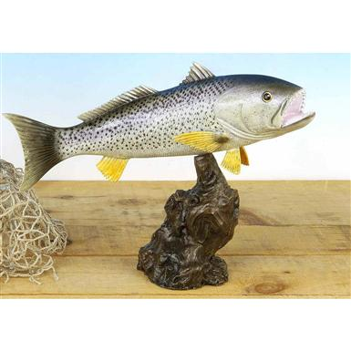 Land & Sea Weakfish Fiberglass Statue