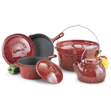 Stansport Cast Iron Cookware