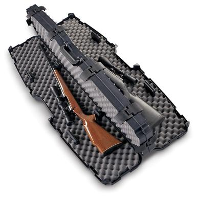 Plano SXS Double Rifle Case, Black