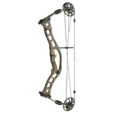 reflex growler package right hand compound bow 126469 bows at