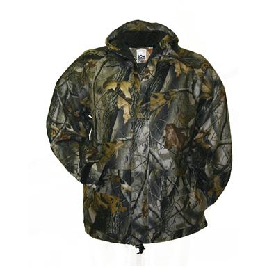 Walls 10X Water-Pruf Breathable Scentrex Non-insulated Jacket, Realtree All Purpose