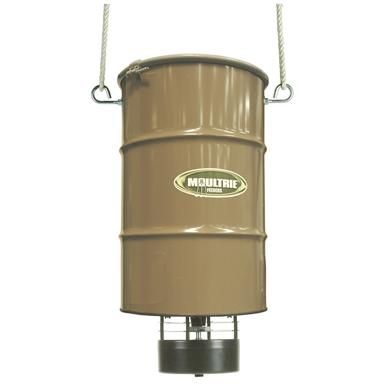 Moultrie Pro Magnum 30-gal. Hanging Feeder, 200-lb. capacity
