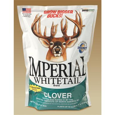 Whitetail Institute® Imperial Whitetail Clover, 18-lb. bag