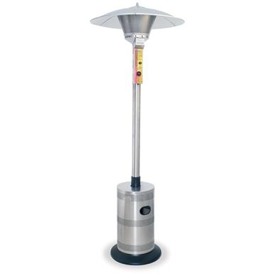 Blue Rhino Endless Summer Stainless Steel Patio Heater