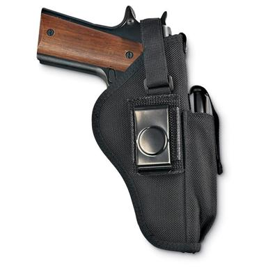 Python Ambidextrous Holster with Mag Pouch