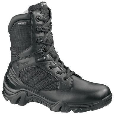 Men's Bates GX-8 Gore-Tex Side-zip Combat Boots