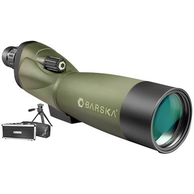 Barska 20-60x60mm Waterproof Blackhawk Spotting Scope