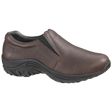 Merrell Men's Jungle Moc Leather Shoes