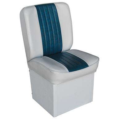 Wise Deluxe Jump Seat, Grey / Navy
