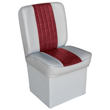 Wise Deluxe Jump Seat, Grey / Red