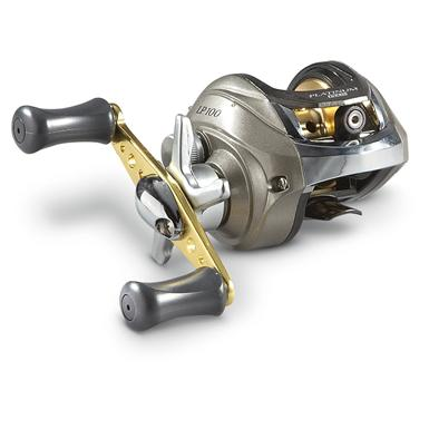 Pinnacle Platinum Plus Baitcasting Fishing Reel
