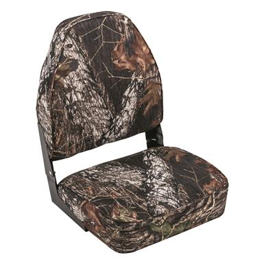 Wise® High Back Fold Down Seat, New Mossy Oak Break-Up