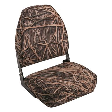 Wise® High Back Fold Down Seat, Mossy Oak Shadow Grass