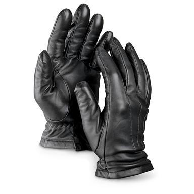 Guide Gear Lamb Men's Cashmere Lined Leather Gloves