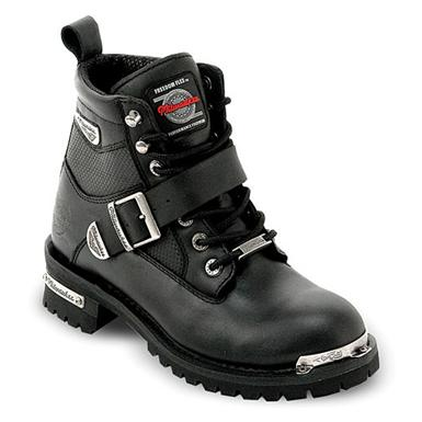 Women's Milwaukee Renegade Boots, Black