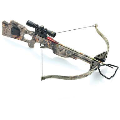 TenPoint GT Curve Crossbow Package