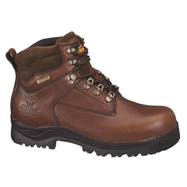 Thorogood® Waterproof Hiker with Oblique Composite Toe, Brown