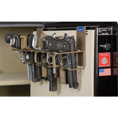 Rack 'Em The Holster Pistol Rack