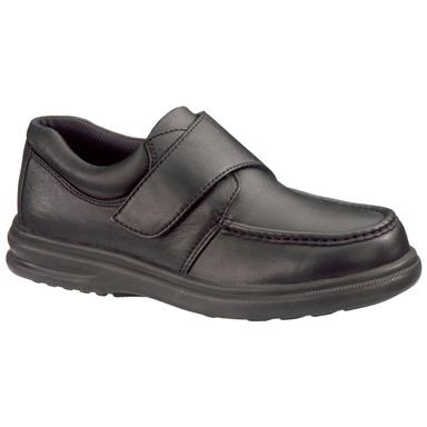 Men's Hush Puppies® Gil Shoes, Black