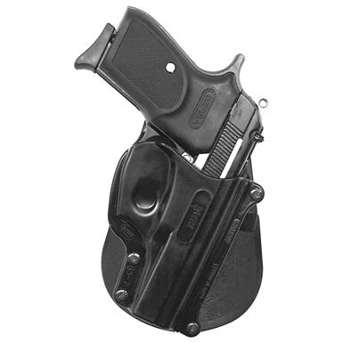Fobus Bersa Thunder .380 Holster with Double Mag Pouch