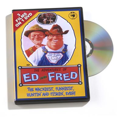 Stoney-Wolf Productions, Inc. The Adventures of Ed and Fred Comedy DVD
