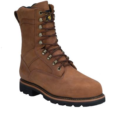 "Men's Golden Retriever® 9"" 600 grams Thinsulate Ultra Insulation Waterproof Leather Boots"