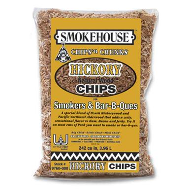Smokehouse® Wood Chips, 12-Pk., Hickory