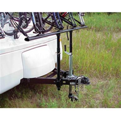 Pro Rack Systems, Inc. Tent Trailer 4-Bike Carrier