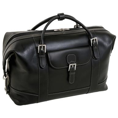 Siamod® Amore Leather Duffel Bag