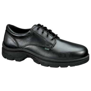 Thorogood® Steel Toe Oxford Work Shoes, Black