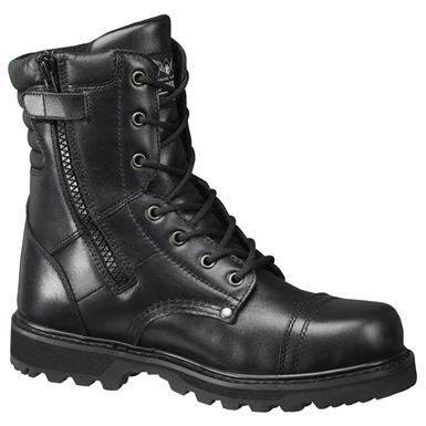 "Thorogood Men's 8"" Side-Zip Jump Boots"