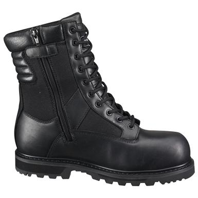 "Men's Thorogood® 8"" Side-Zip Trooper Boots"