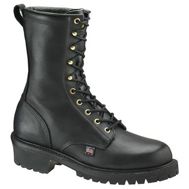 "Men's Thorogood® 9"" Wildland Fire Boots, Black"