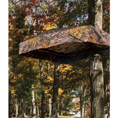 River S Edge 174 Universal Tree Stand Canopy 158960 Tree