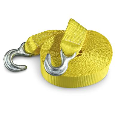 "2""x30' Tow Strap"