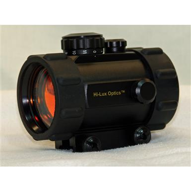 Hi-Lux™ 1x50 mm Red Dot Tactical Sight