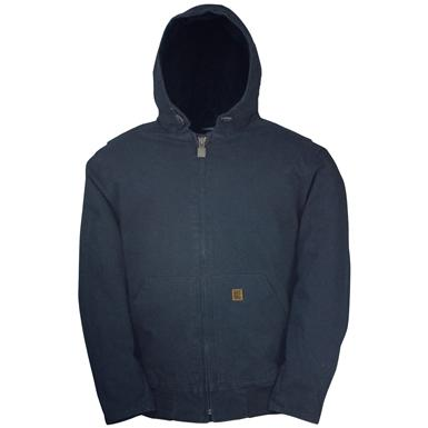Big Bill® Washed Duck Hooded Jackets for Men