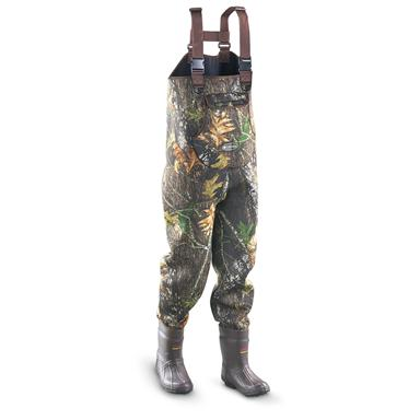 Columbia™ Gadwall Waders with 1,000 gram Thinsulate™ Ultra Insulation, Mossy Oak®