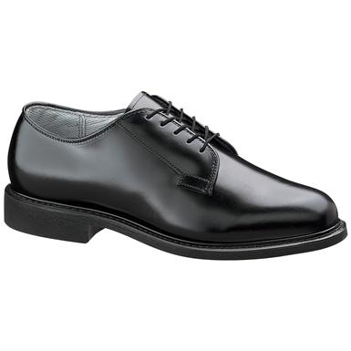 Bates® Leather Uniform Oxford Dress Shoes