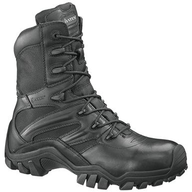 Men's Bates® Delta-8 Side-zip Combat Boots
