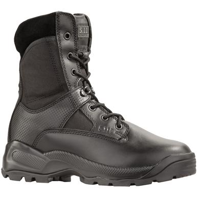 "Men's 5.11 Tactical® ATAC 8"" Side-zip Boots"