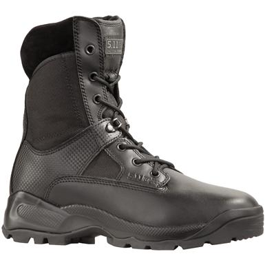 "Men's 5.11 Tactical® Sleet 8"" 200 gram Thinsulate™ Insulation Waterproof Boots"
