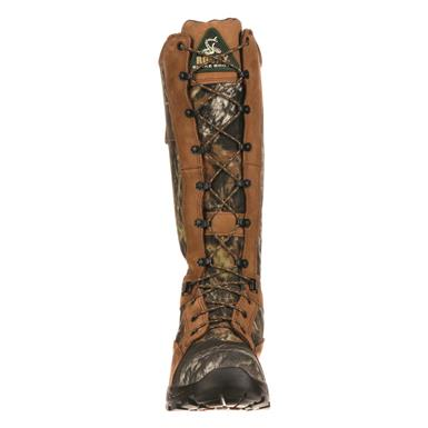 Front View, Mossy Oak Break-Up®