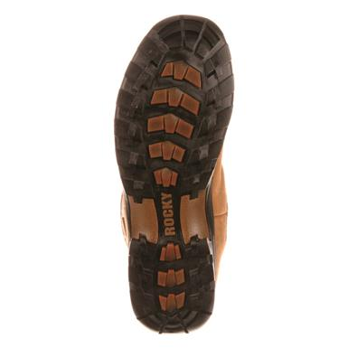 BioMech PU/rubber outsole, Mossy Oak Break-Up®